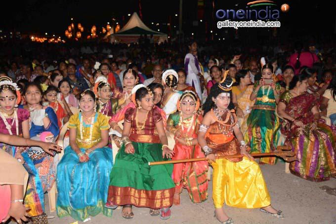 Visakha Utsav 2017 At RK Beach In Visakhapatnam