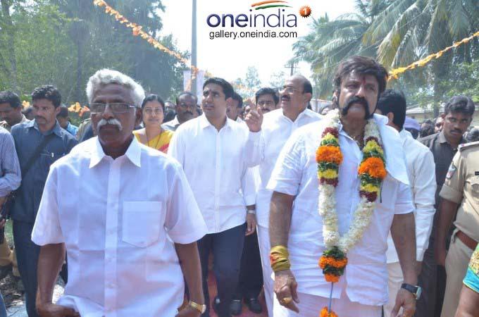 Nara Lokesh Laid Foundation Stone For Hospital At His Adopted Village Nimmakuru