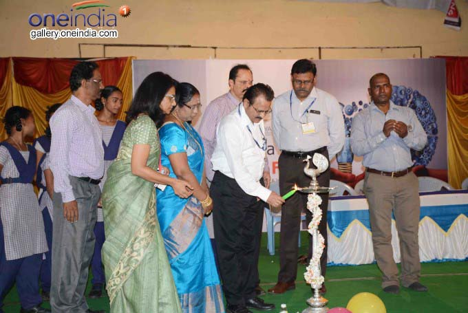 HPCL Mega Science Fair In Visakhapatnam