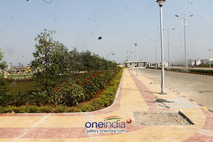 Pictures: Andhra Pradesh Assembly House At Amaravati