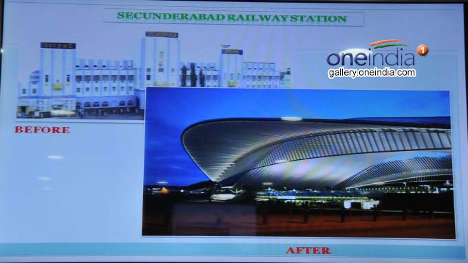 Secunderabad Railway Station Will Be Modernised As Airport Model