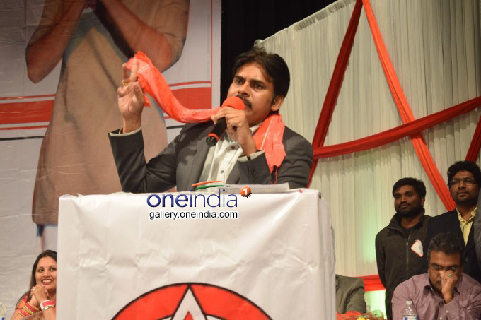 Janasena Chief Sri Pawan Kalyan Speech At Nashua