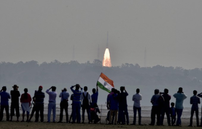 Photo Gallery: ISRO Attempts World Record With PSLV-C37 Launch