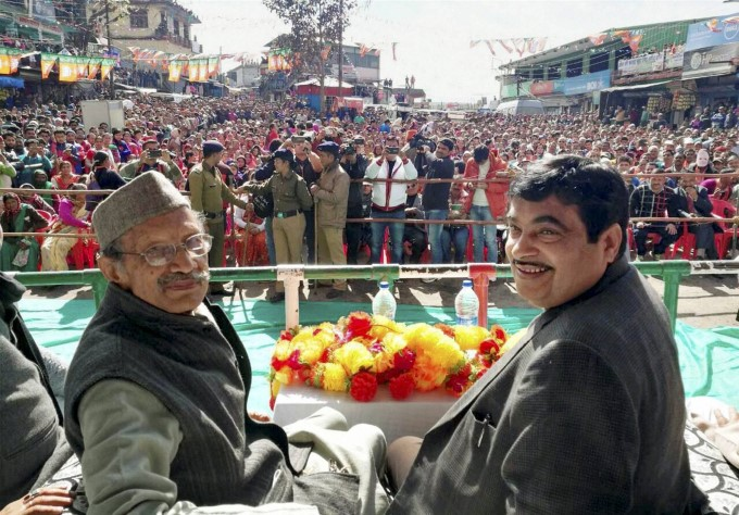 Uttarakhand Election Campaign 2017
