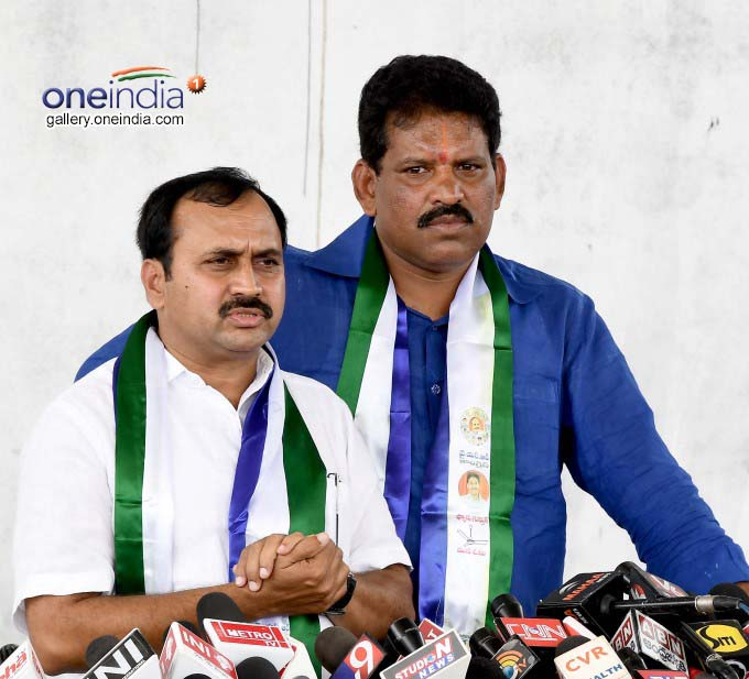 Photo Gallery: MLA's Speak At Media Point In AP Assembly Premises