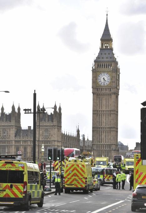 Photo Gallery: London Terror Attack