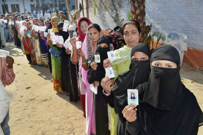 Photo Gallery: Uttar Pradesh Assembly Polls 2017