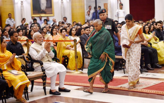 Photo Gallery: Defence Investiture Ceremony At Rashtrapati Bhavan