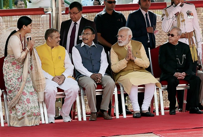Cyprus President Nicos Anastasiades Visit India