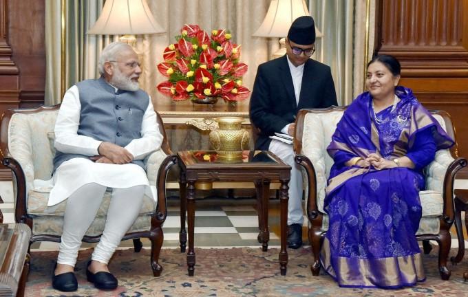 Nepal President Bidya Devi Bhandari 5-Day India Visit