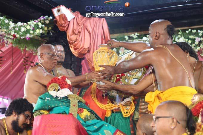 Sri Rama Navami Kalyanam Celebration At Bhadrachalam