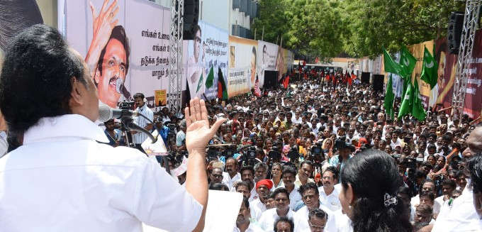 Chennai Erupts To Protest Beef Ban