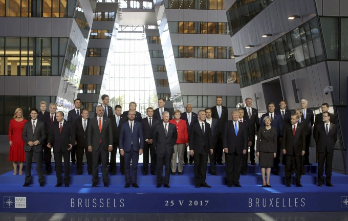Photo Gallery: NATO Summit In Brussels