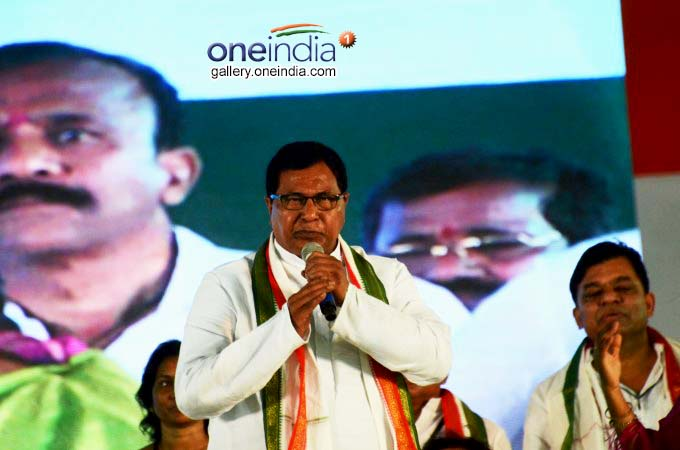Photo Gallery: Congress Vice President Rahul Gandhi Public Meeting At Sangareddy