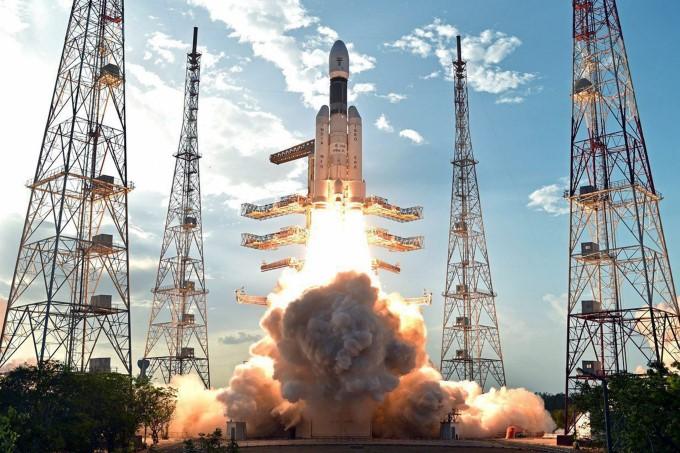 ISRO Launches Heaviest Rocket GSLV MKIII