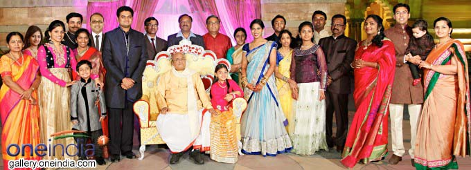 Jnanpith Awardee C Narayana Reddy's Journey In Pictures