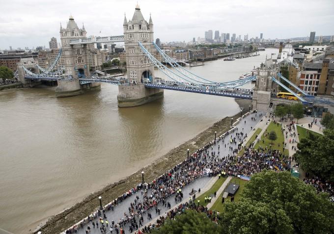 Photo Gallery: London Bridge Terror Attack