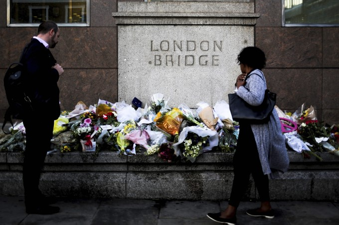 Photo Gallery: London Bridge Terror Attack