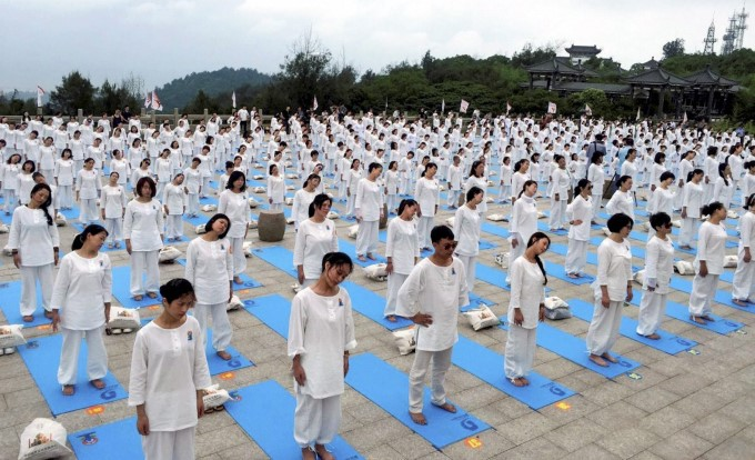 Photo Gallery: International Yoga Day 2017