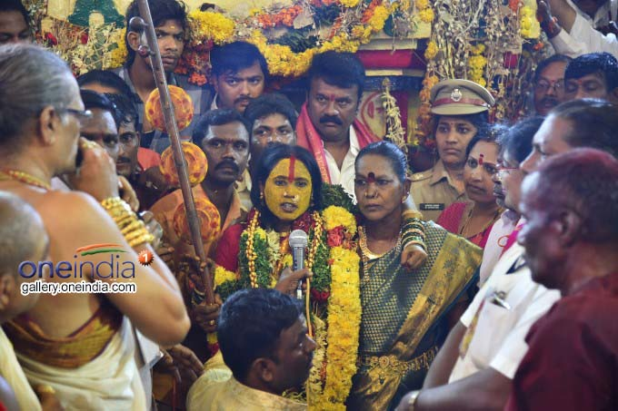 Photo Gallery: Mahankali Bonalu Jatara In Secunderabad