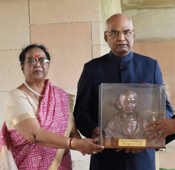 Ram Nath Kovind Swearing-In Ceremony In New Delhi