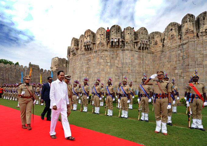 71st Independence Day Celebrations Across Telugu States