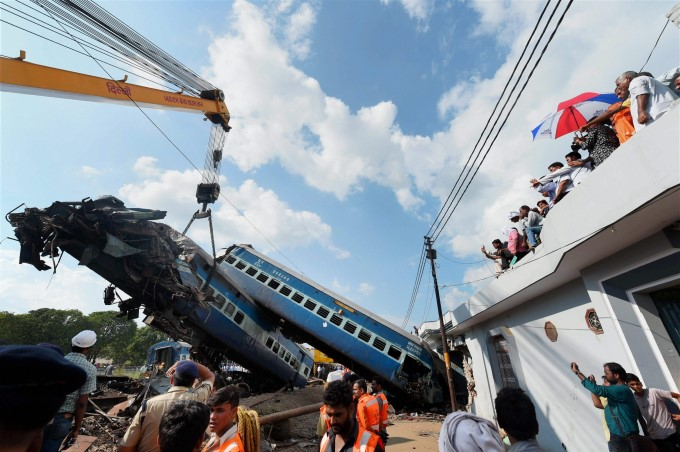 Utkal Express Train Accidents