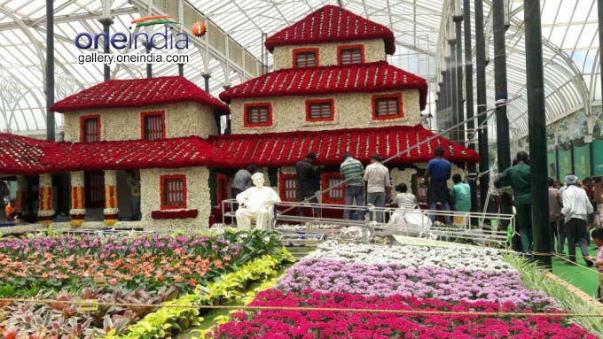 Lalbagh Independence Day Flower Show 2017