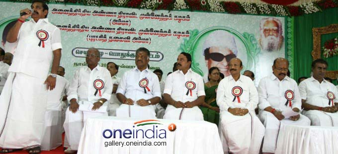 Photo Gallery: AIADMK General Body Meeting In Chennai