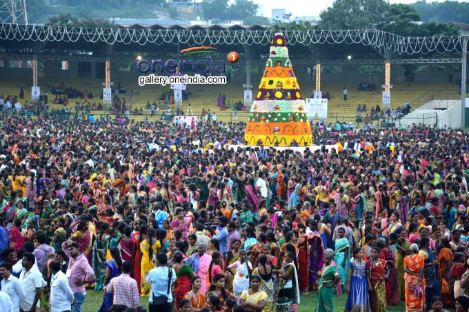 Bathukamma Celebrations In Telangana