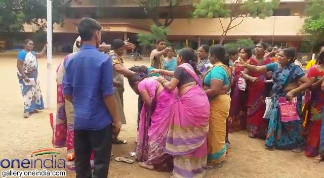 Bathukamma Sarees Set Ablaze In Telangana