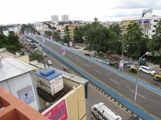 Bengaluru : Hosakerehalli Flyover Inauguration