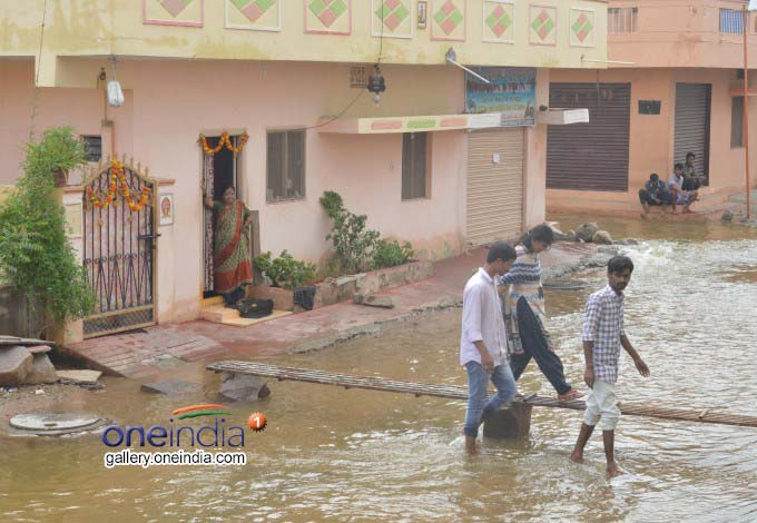 Photo Gallery: Heavy Rain In Hyderabad