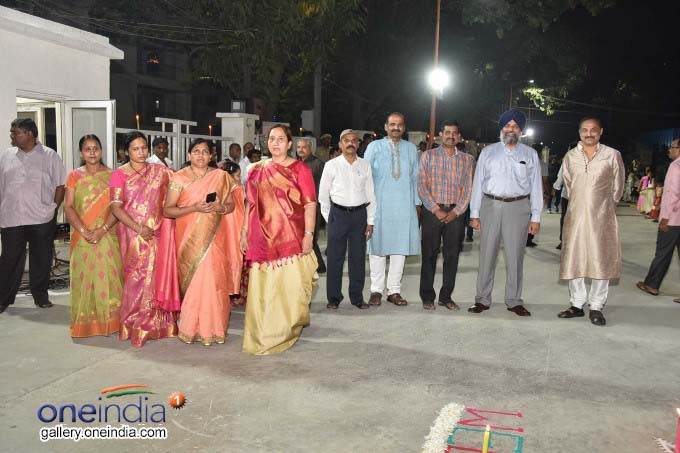 Deepavali Celebration At Rajbhavan In Hyderabad