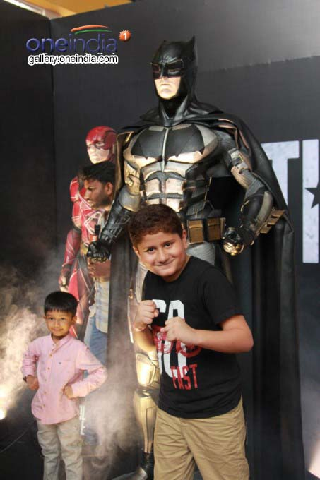 Comic Cons Exhibition At HICC In Hyderabad