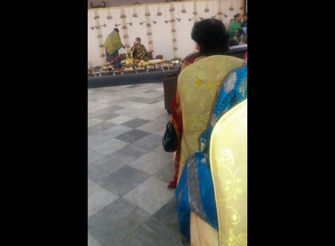 Mysuru Palace Witness Trishika Kumari's Baby Shower
