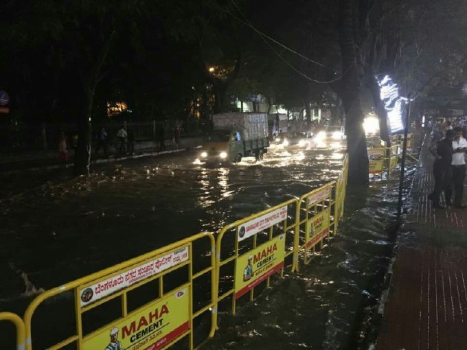 Rain Wrecks Havoc In Bengaluru