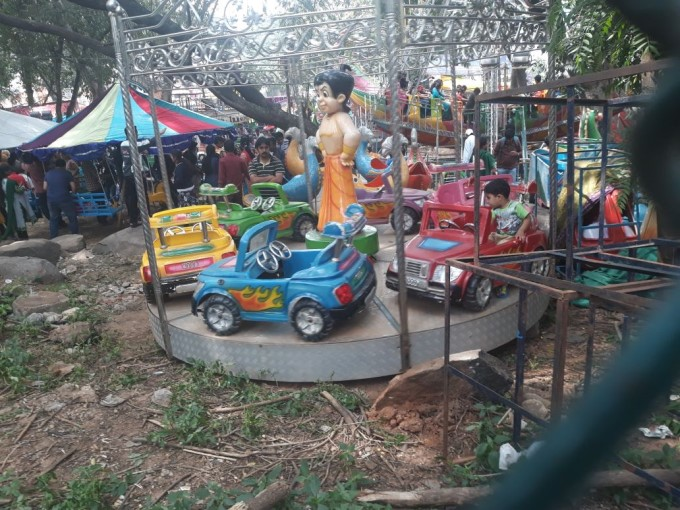 Kadlekai Parishe 2017, Basavanagudi In Bengaluru