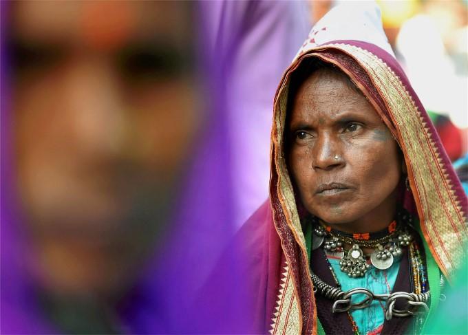 Farmers Protest In New Delhi