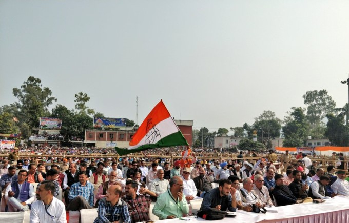 Photo Gallery: Congress Party Election Campaign In Himachal Pradesh 2017