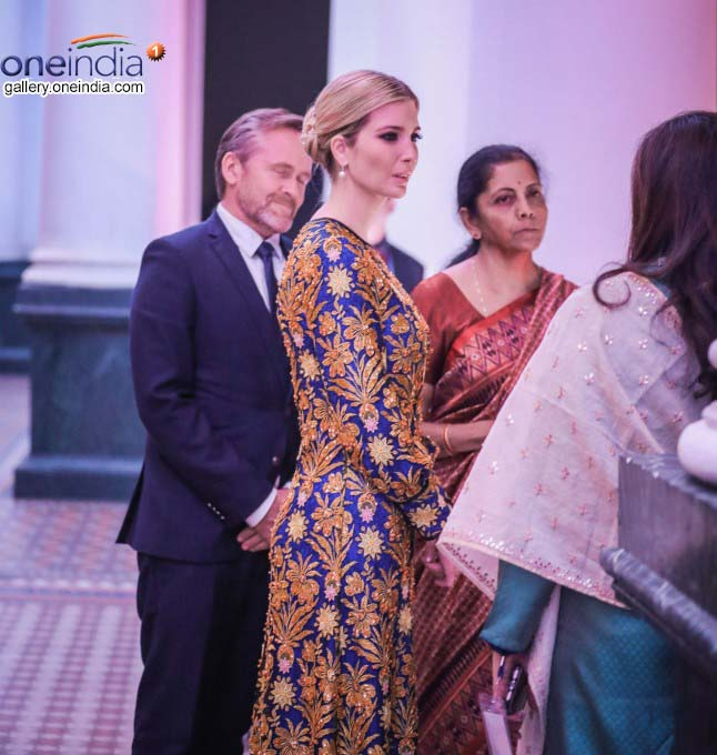 Photo Gallery: Ivanka Trump Visits Hyderabad