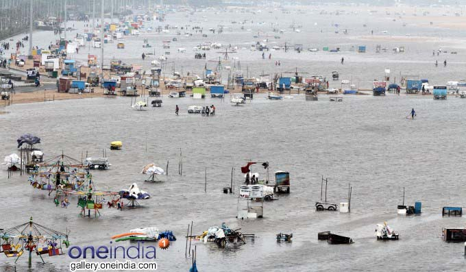 Chennai Heavy Rain 2017
