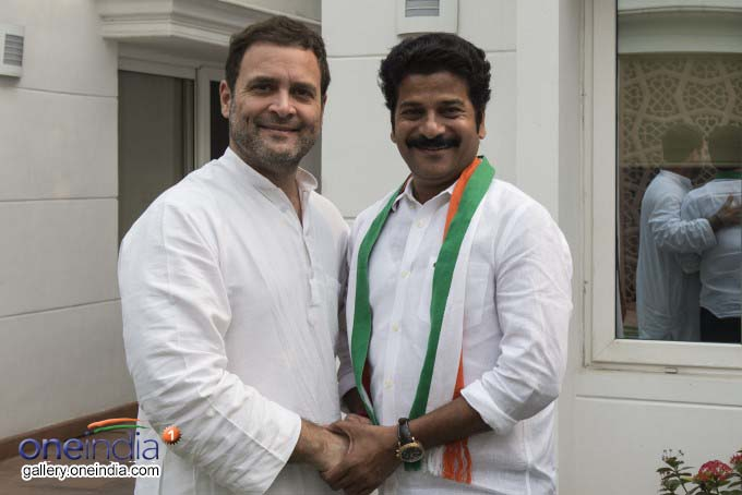 Photos Hd Photo Gallery Revanth Reddy Joined Congress In