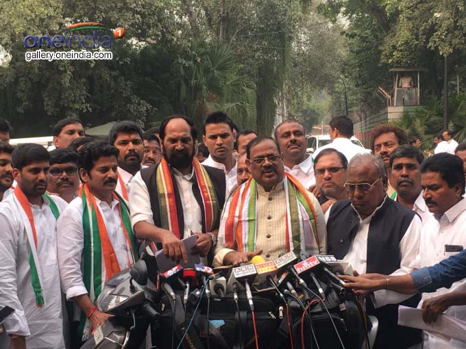 Photo Gallery: Revanth Reddy Joined Congress In Presence Of Rahul Gandhi
