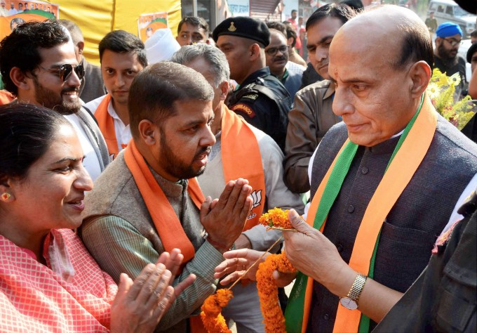 Photo Gallery: BJP Party Election Campaign In Himachal Pradesh 2017