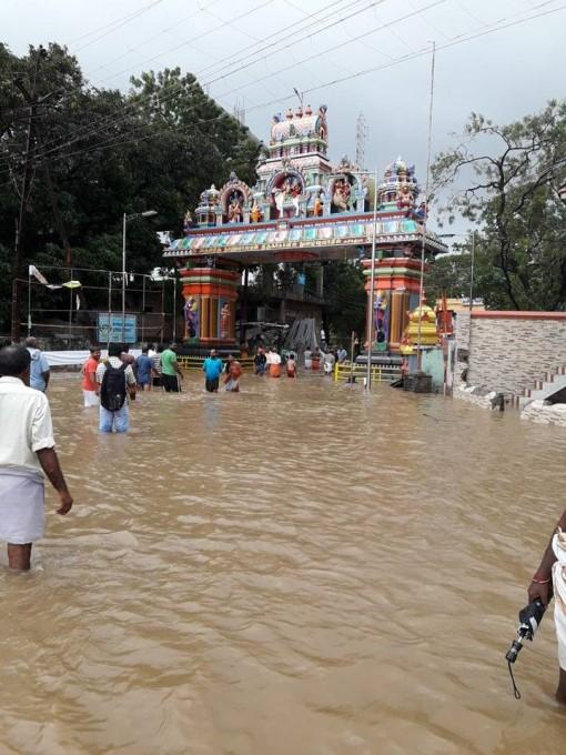 Photo Gallery Of Cyclone Ockhi