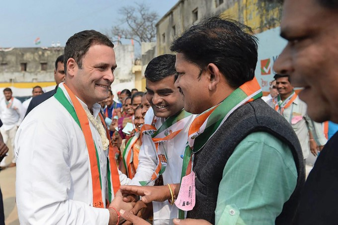 Photo Gallery: Congress Party Election Campaign In Gujarat 2017