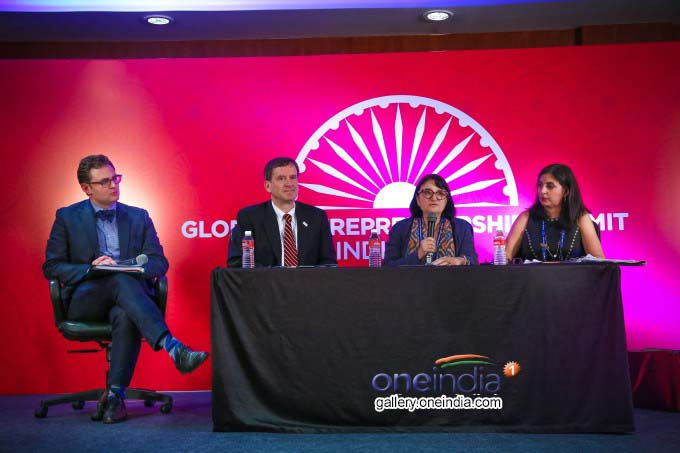 Photo Gallery: Global Entrepreneurship Summit In Hyderabad