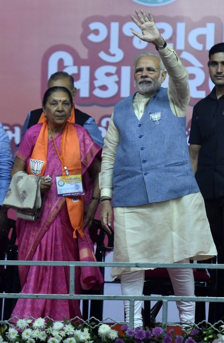Photo Gallery: BJP Party Election Campaign In Gujarat 2017