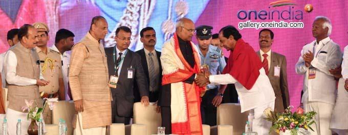World Telugu Conference In Hyderabad